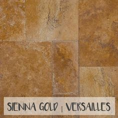 Golden Sienna Brushed Tumbled Versailles Pattern Versailles Pattern- Travertine Tile comes in bundles of 8 sq ft - 416 sq ft per pallet - & 21 best Travertine images on Pinterest   Travertine tile Natural ...