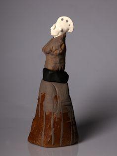 Ceramic Figure by Efe Turkel
