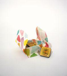 Creojam | Small Storage Box | Origami | DIY Tutorial | Craft | Easy DIY Project | Fun Idea | Handmade | Creative