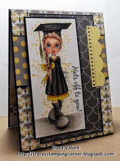 Hats Off To You by Scrapgirl1210 - Cards and Paper Crafts at Splitcoaststampers