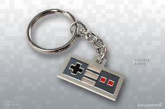 Fangamer - Retro8Bit Keychain