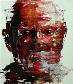[76] untitled oil on canvas 53 x 45 cm 2013