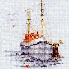 Gallery.ru / Фото #2 - Fishing boat - natalytretyak