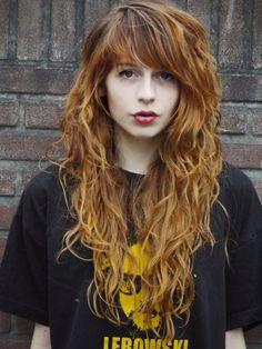 redhead - Nadia Esra