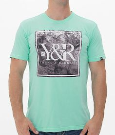 Young & Reckless Marble Trademark T-Shirt at Buckle.com