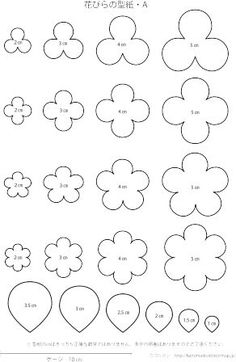 Small paper flower templates amp tutorials full library set of 35 templates catching colorlfies – ArtofitTemplates for creation of flowers from a foamiran: big collection me 27804 r-eYW_dsyrk. Paper flowers available for puCUSTOM Single Felt Flower Giant Paper Flowers, Diy Flowers, Fabric Flowers, Fabric Flower Pattern, Paper Butterflies, Felt Flowers Patterns, Felt Patterns, Felt Flower Template, Butterfly Template