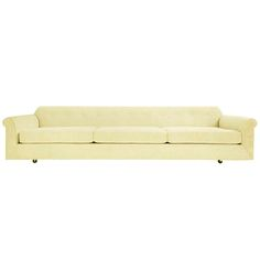 Edward Wormley 'Big Texan' Sofa | 1stdibs.com