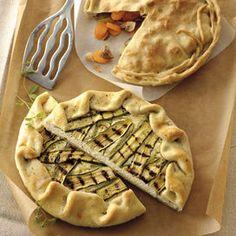 Questa ricetta è un'alternativa semplice, veloce e light alle torte salate intrise di burro che, soprattutto in questo periodo che pecede la prova costume, non tutti possono permettersi