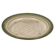 Grasslands Road Celtic 11-Inch Dinner Plate with Good Wish Message  sc 1 st  Pinterest & Take a look at this Celtic Inspiration Dessert Plate u0026 Stand Set by ...