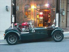 スーパー7 | 趣味のレストア 日記 Caterham Super 7, Caterham Seven, My Dream Car, Dream Cars, Lotus 7, Cool Old Cars, Se7en, Automotive Art, Kit Cars