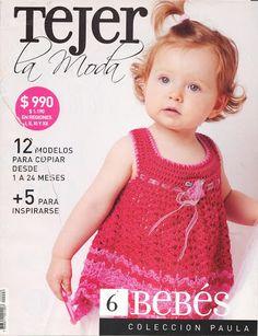 TEJER LA MODA no.6 - nanis^··^crochet - Álbumes web de Picasa