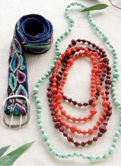 Noonday fall 2013 inspiration   Minted Necklace