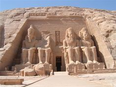 ...explore the Abu Simbel Temple of Ramesses II in Egypt.