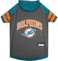 Pets First Miami Dolphins Hoodie T-Shirt *** Insider's special review you can't miss. Read more  : Dog shirts