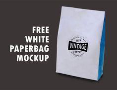 Free-White-Paperbag-Packaging-Mockup