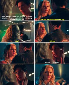 Riverdale The saddest thing I've ever seen Riverdale Season 2, Bughead Riverdale, Riverdale Archie, Riverdale Funny, Riverdale Betty And Jughead, Riverdale Quotes, Archie Comics, Tv Quotes, Movies Showing
