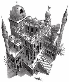 Architecture by Douglas Smith Plan Drawing, Drawing Sketches, Drawings, Escher Art, Douglas Smith, Structural Drawing, Scratchboard Art, Revit Architecture, Scratch Art