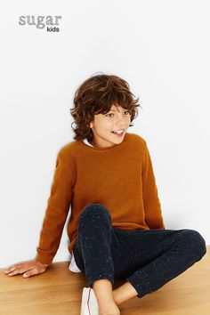 "Aleix from Sugar Kids for Zara ""Little Prices"""