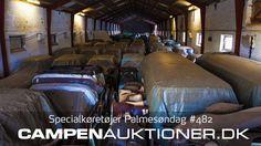 Campen Auktioner A/S - Specialbilauktion #482 Palmesøndag