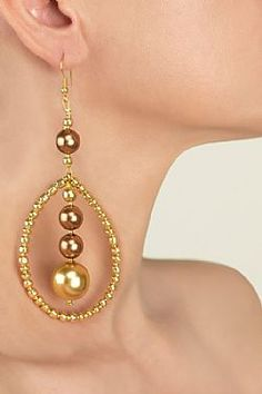 Salima Drop Earrings, Wallis, Gold Gold, My Style, Accessories, Collection, Jewelry, Fashion, Moda