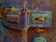 Beautiful corrosion