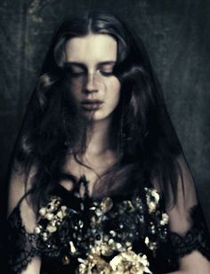 Marine Vacth photographed by Paolo Roversi for Vogue Italia, October 2012.