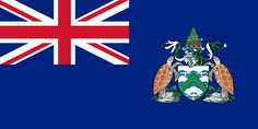 Flag of Ascension Island - Isola di Ascensione - Wikipedia Flag Of Northern Ireland, Ascension Island, Wales Flag, Bailiwick Of Guernsey, George Cross, International Flags, British Overseas Territories, British Indian Ocean Territory, Pitcairn Islands