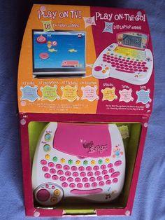 Bratz Babyz Laptop - Open Home Entertainment, Lunch Box, Laptop, Entertaining, Led, Vintage, Bento Box, Vintage Comics, Laptops
