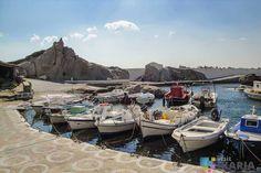Magganitis marina in Ikaria island, Greece