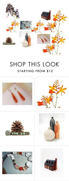 """""""Gift set 2"""" by keepsakedesignbycmm ❤ liked on Polyvore featuring etsy, jewelry, art, accessories and homedecor"""