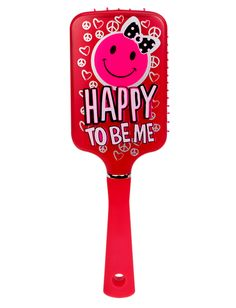 Glow In The Dark Happy Brush   Accessories   Beauty   Shop Justice