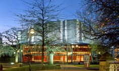 10 of the world's best concert halls