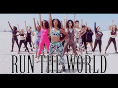 SYNCOPATED LADIES - TAP DANCE - RUN THE WORLD
