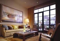 Schicke Große Wand Dekor Ideen Für Wohnzimmer #Raumdekoration