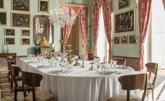 Palacio Real de Riofrío. Finalizada la mejora y reordenación de fondos del Palacio Real de Riofrío | Patrimonio Nacional