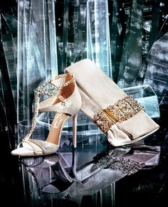 The Charm of Luxury: Jimmy Choo la collezione Primavera/Estate 2015