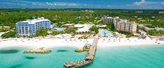 25th anniversary trip, March 22-26, 2012, Nassau, Bahamas