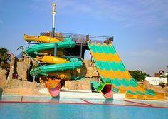 Parques Infantiles Miracle Play   Toboganes de Agua
