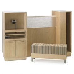 Product: Nemschoff Terra Casegoods for Treatment Areas