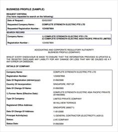 Company profile example 11.46964 Company Profile Template, Record Company, Business Profile, Business Organization, Marketing Tools, Company Names, Free Resume, How To Introduce Yourself, Sample Resume