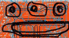 Androide ................ by Ramiro Quesada :           autor: RAMIRO QUESADA  técnica: mixta   post: sole        el link del tema      http://www.youtube.com/watch?v=JcuaN9ZGIsQ | digano