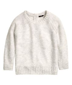 Jumper in a mohair blend   Product Detail   H&M