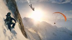 Ubisoft's Not Sending out Early Review Copies For Steep - http://techraptor.net/content/ubisofts-not-sending-early-review-copies-steep | Gaming, News