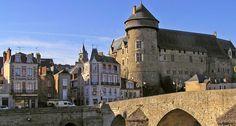 Laval, Pays de la Loire, France