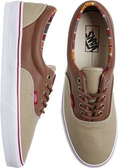 VANS ERA C&L SHOE. http://www.swell.com/Mens-Footwear-New-Products/VANS-ERA-CL-SHOE?cs=NA