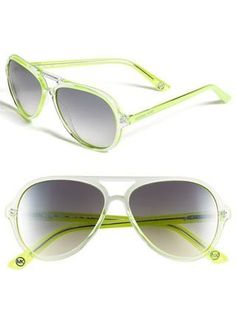 Michael Kors Sunglasses. I ordered these as my prescription glasses yesterday!!!