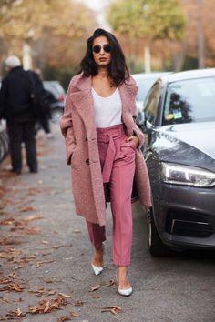 Les dejamos una recopilación de los mejores looks de street style de la semana de la moda en Paris en la que vimos colores, estampados y muchísimo estilo!