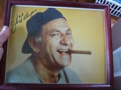 JACK KLUGMAN<<>>>Vintage 8x10 Glossy Autographed Photo by AlmostHomeMemories on Etsy