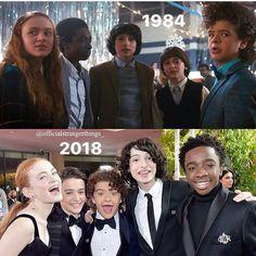 1984 VS 2018