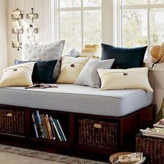 Daybed Room Ideas Spare Bedrooms Pottery Barn